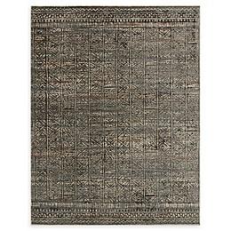 Loloi Rugs Javari Rug in Charcoal / Silver