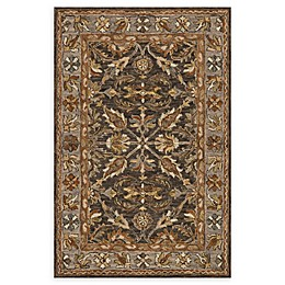 Loloi Rugs Victoria Handcrafted Rug in Dark Taupe/Grey