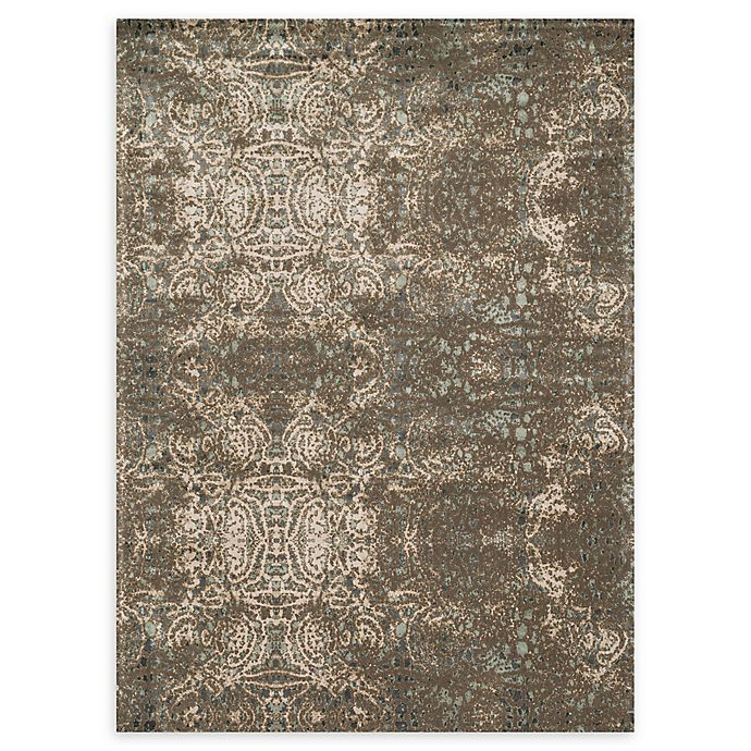 Alternate image 1 for Loloi Rugs Journey Rug in Dark Taupe