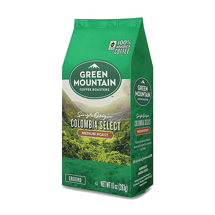 Alternate image 1 for Green Mountain Coffee® 10 oz. Colombia Select Ground Coffee