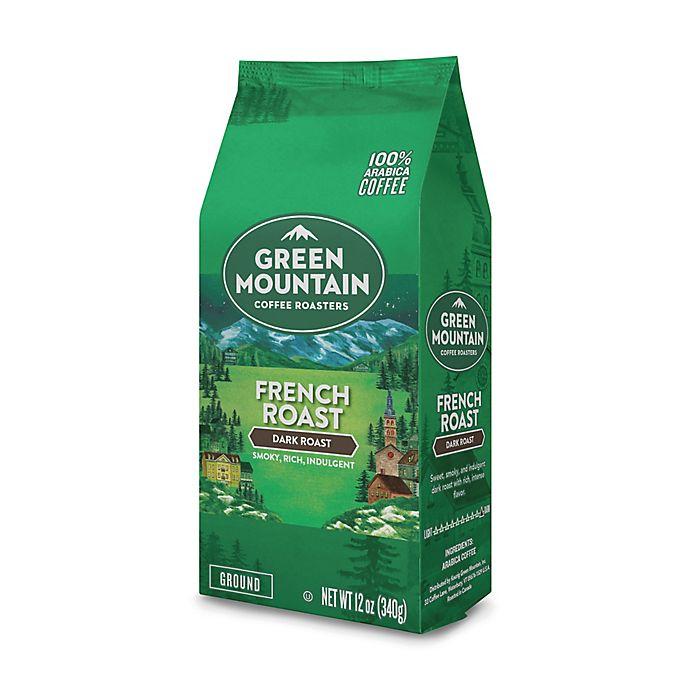 Alternate image 1 for Green Mountain Coffee® 12 oz. French Roast Ground Coffee