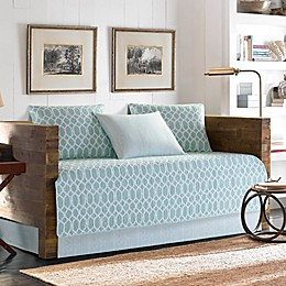 Tommy Bahama® Catalina Trellis Daybed Set in Harbor Blue
