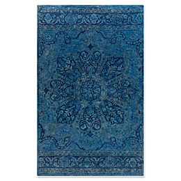 Surya Mykonos Rug in Blue