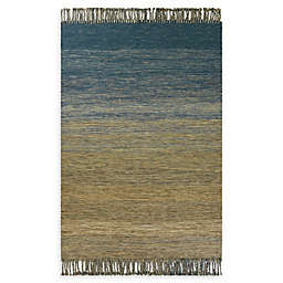 Libby Langdon Homepsun Landscapes Area Rug in Ocean