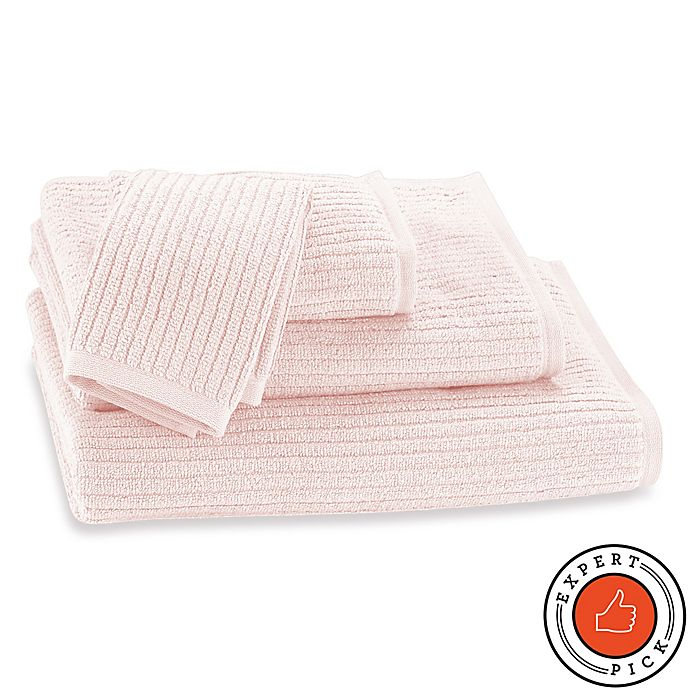 Alternate image 1 for Welspun Dri-Soft Plus Bath Sheet in Blush