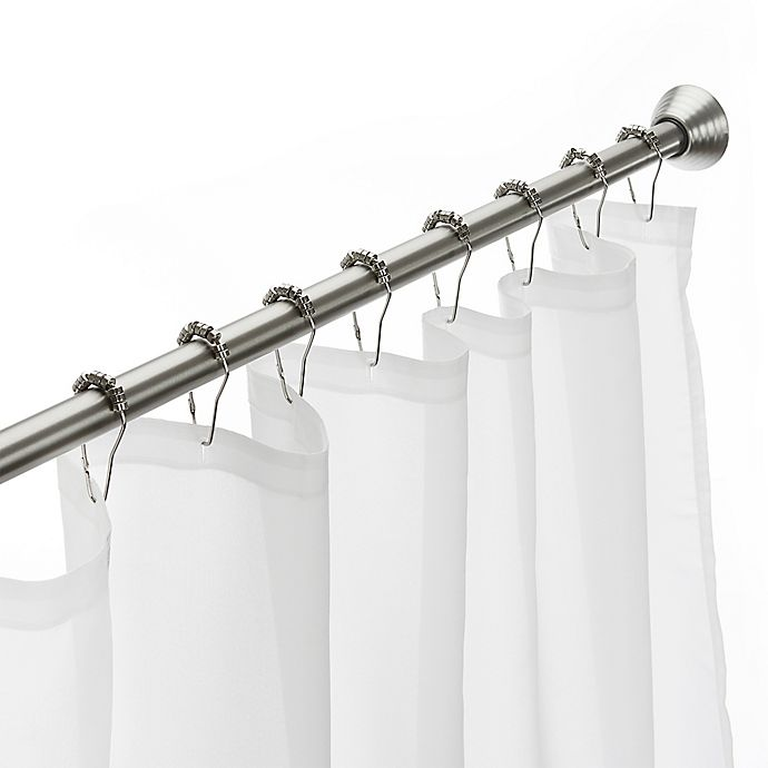 Alternate image 1 for Excell Glide N Set 40-Inch to 72-Inch Millennium Tension Rod in Chrome