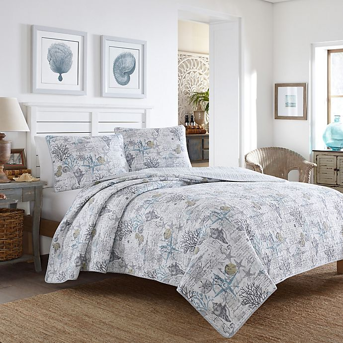 Alternate image 1 for Tommy Bahama® Beach Bliss 3-Piece Quilt Set