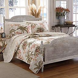 Tommy Bahama® Bonny Cove 3-Piece Reversible Quilt Set