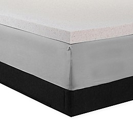 Independent Sleep Copper Infused Memory Foam Mattress Topper
