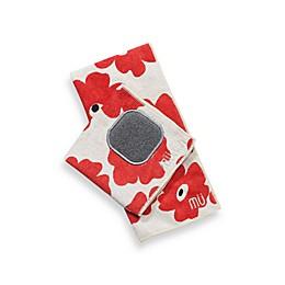 MU Kitchen™ Poppy Kitchen Towel and Dish Cloth