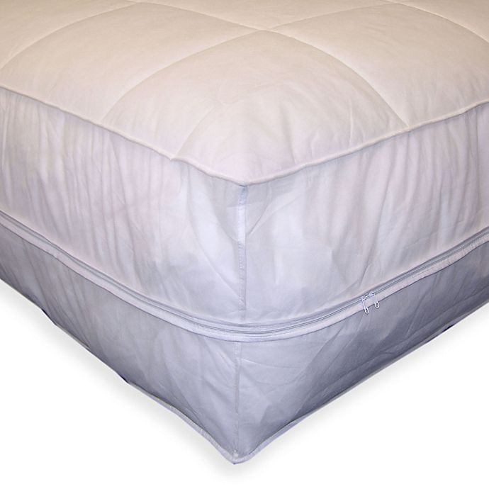 Everfresh all in one twin mattress pad protector in - All in one double bed ...