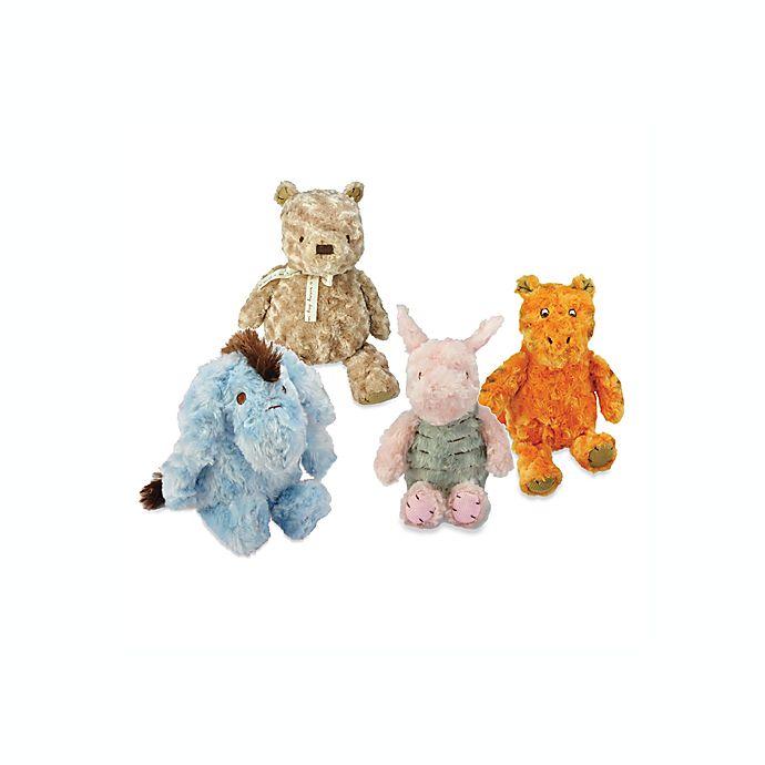 Disney Baby Winnie The Pooh Classic Stuffed Animals Bed Bath And