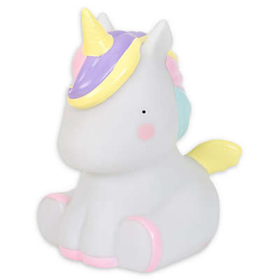 A Little Lovely Company™ Unicorn LED Table Light in Pastels