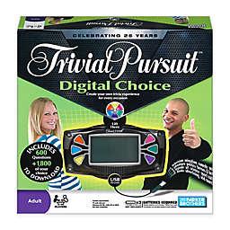 Hasbro® Trivial Pursuit Digital Choice