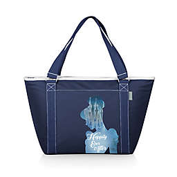 Picnic Time® Disney® Cinderella Topanga Cooler Tote in Navy