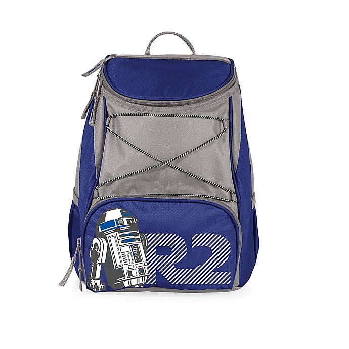 Alternate image 1 for Picnic Time® Star Wars™ R2-D2 PTX Cooler Backpack in Navy