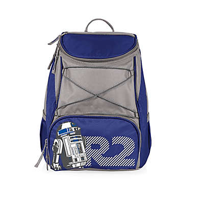 Picnic Time® Star Wars™ R2-D2 PTX Cooler Backpack in Navy