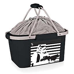 Picnic Time® Star Wars™ Storm Tropper Metro Basket Cooler Tote in Black
