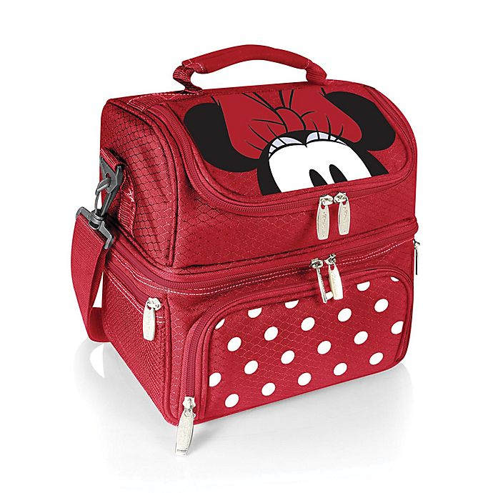 Alternate image 1 for Picnic Time® Pranzo Minnie Mouse Lunch Tote