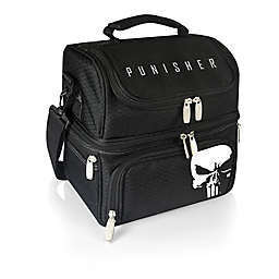 Picnic Time® Marvel® The Punisher Pranzo Lunch Tote in Black