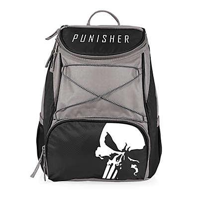 Picnic Time® Marvel® Punisher PTX Cooler Backpack in Black