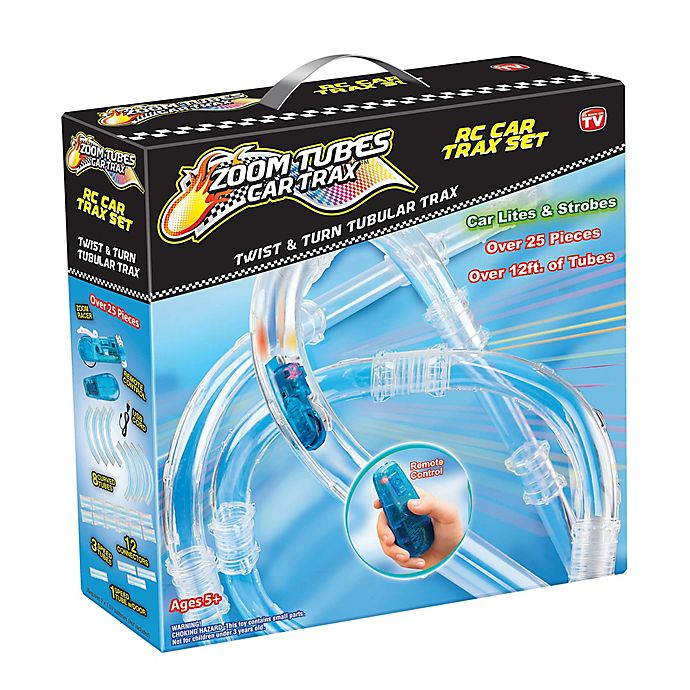 Alternate image 1 for Zoom Tubes Car Trax