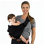 Balboa Baby® Dr. Sears Original Adjustable Baby Sling in Signature Black