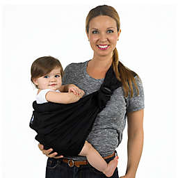 Balboa Baby® Dr. Sears Original Adjustable Baby Sling in Signature Black