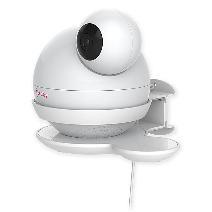 Alternate image 1 for iBaby® Baby Monitor Wall Mount Kit in White