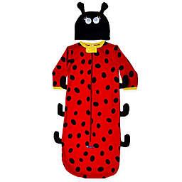 Sozo® Size 0-6M Ladybug Bunting and Cap Set