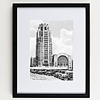 Historic Pictoric Buffalo Central Terminal 22-Inch x 18-Inch Framed Wall Art