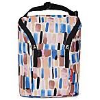 SKIP*HOP® Grab & Go Double Bottle Bag in Brush Stroke