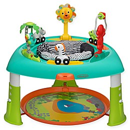 Infantino® Sit, Spin & Stand Transforming Seat & Activity Table in Aqua