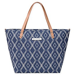 Petunia Pickle Bottom® Downtown Tote Diaper Bag in Indigo