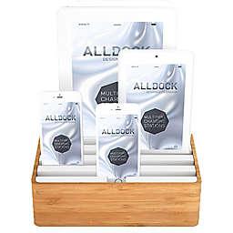Alldock Combo 4-Port Multi Device Charging Station