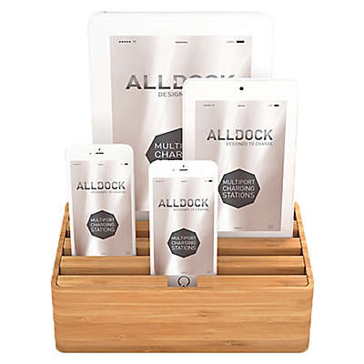 Alldock Charging Station in Bamboo