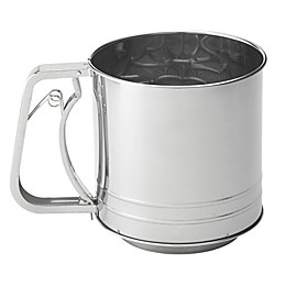 Mrs. Anderson's Baking® 5-Cup Stainless Steel Squeeze Sifter