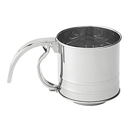 Mrs. Anderson's Baking® 1-Cup Stainless Steel Squeeze Sifter