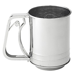 Mrs. Anderson's Baking® 3-Cup Stainless Steel Squeeze Sifter