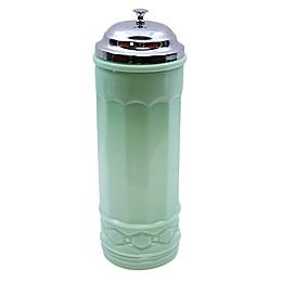 Tablecraft® Jadeite Glass Collection™ Straw Jar