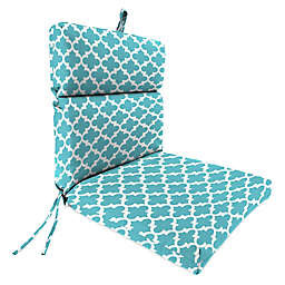 Print Outdoor 44-Inch Dining Chair Cushion