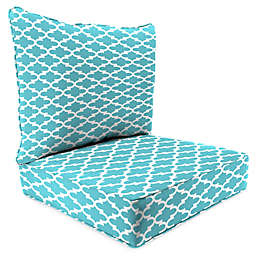 Print 24-Inch Deep Seat Chair Cushion