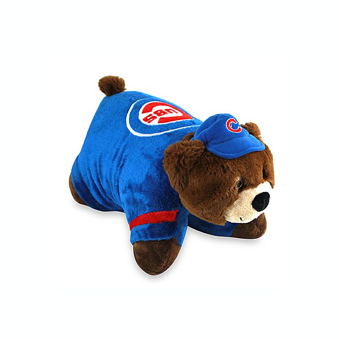 Mlb Pillow Pets Chicago Cubs Bed Bath Amp Beyond