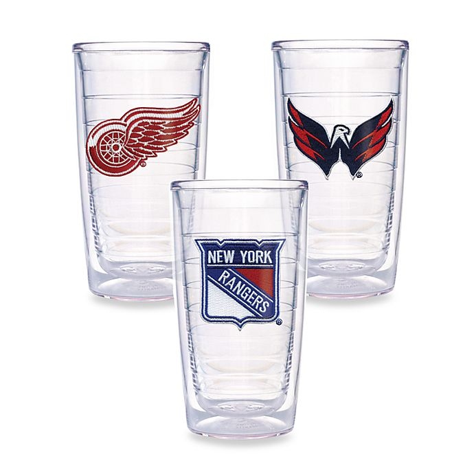 Alternate image 1 for Tervis® Tumbler NHL Logo 16-Ounce Tumbler