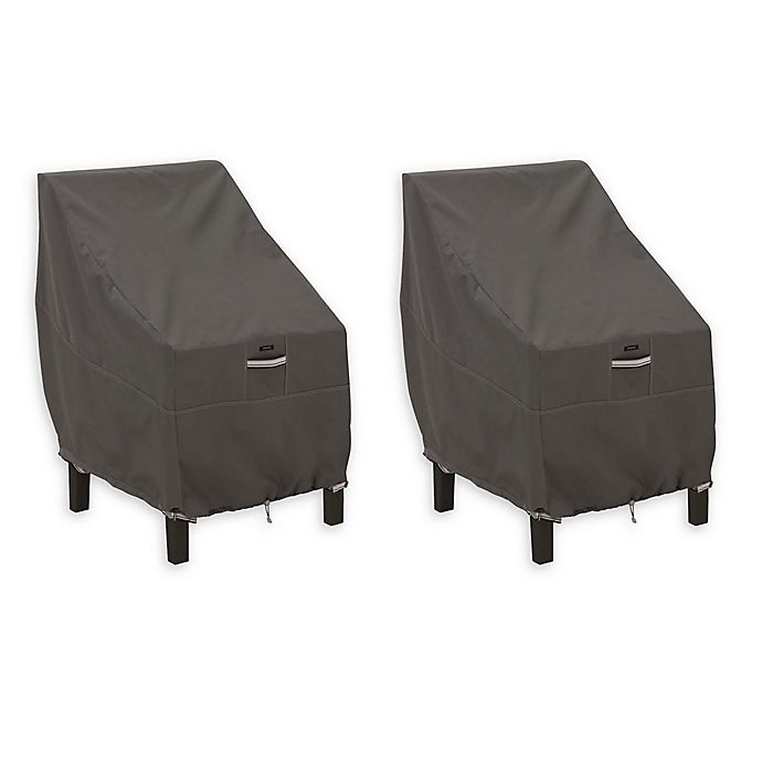 Classic Accessories 174 Ravenna High Back Patio Chair Covers