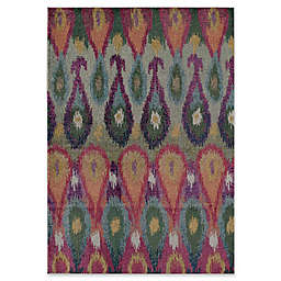 Rugs America Beverly Ikat Rug in Green