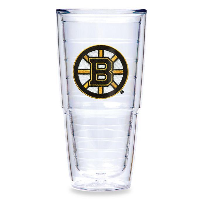 Alternate image 1 for Tervis® NHL Boston Bruins 24-Ounce Tumbler
