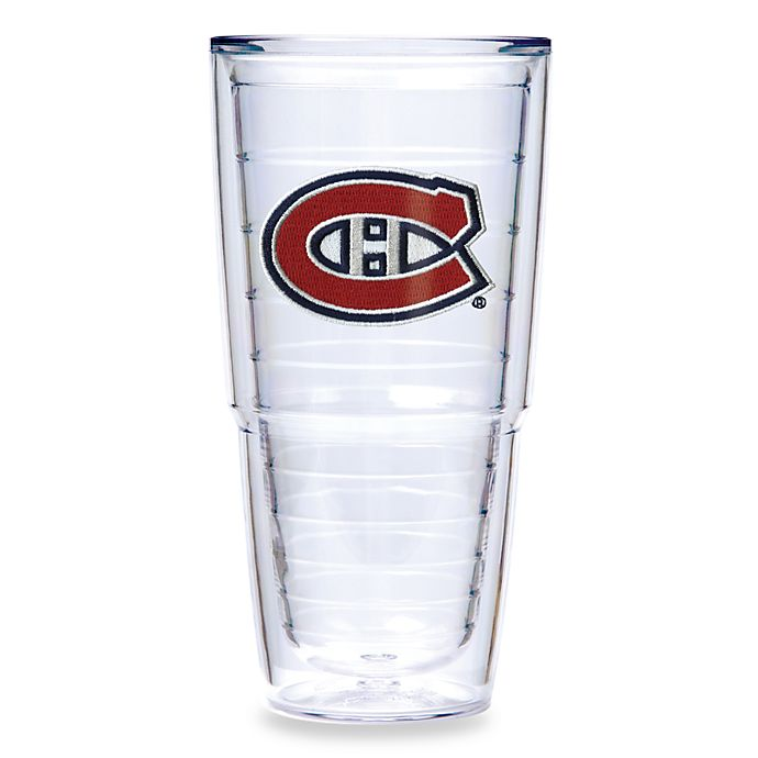 Alternate image 1 for Tervis® NHL Montreal Canadiens 24-Ounce Tumbler