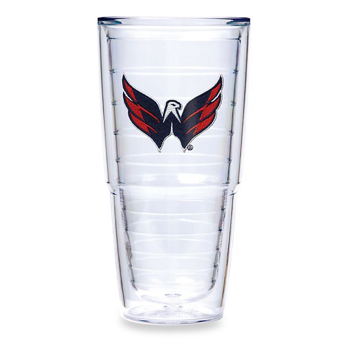 Alternate image 1 for Tervis® NHL Washington Capitals 24-Ounce Tumbler