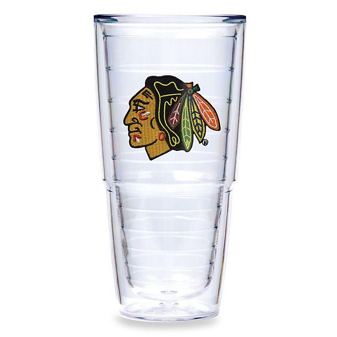 Alternate image 1 for Tervis® NHL Chicago Blackhawks 24-Ounce Tumbler
